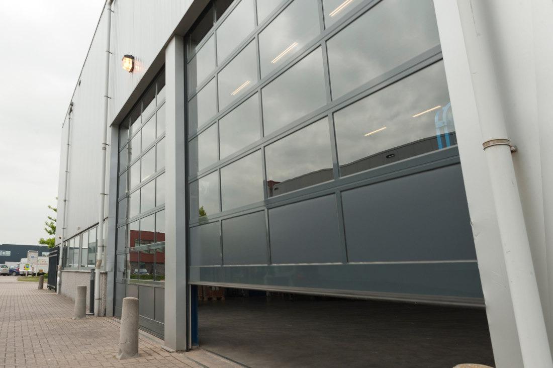 Sectional Industrial Doors Birkdale British